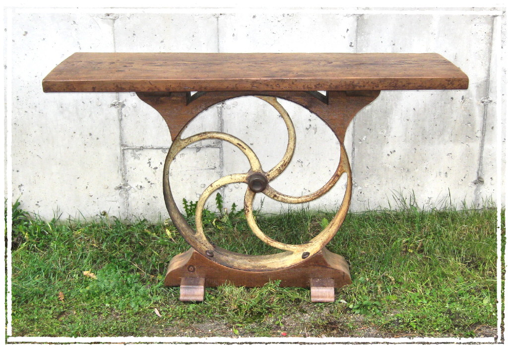 Artefacts - Fly table console ...